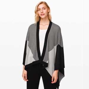 Lululemon Here for Serenity Wrap - NWT